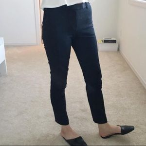 [Madewell] Skinny Mid-Rise Trousers